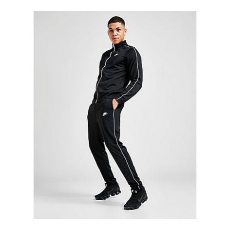 Nike Poly Trainingsanzug - Black - Herren, Black