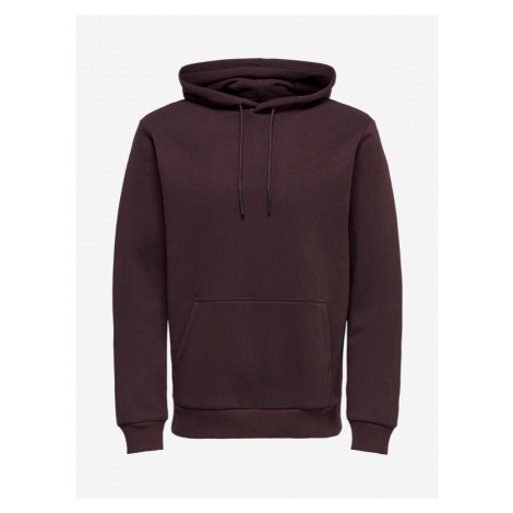 ONLY & SONS Ceres Sweatshirt Rot