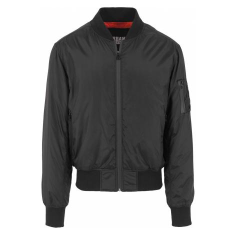 Urban Classics Herren Tech Zip Bomber Jacket