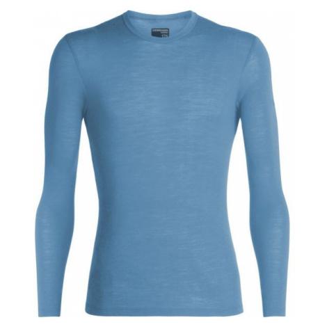 Icebreaker EVERYDAY LS CREWE blau - Herren Funktionsshirt Icebreaker Merino