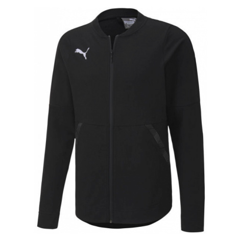 Puma TEAM FINAL 21 CASUALS JACKET schwarz - Herrenjacke