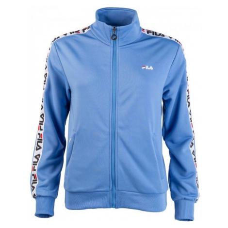 Fila TALLI TRACK JACKET blau - Damen Sweatshirt
