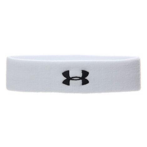 UNDER ARMOUR Perfomance Headband White
