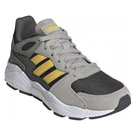 adidas CRAZYCHAOS dunkelgrau - Kinder Sneaker