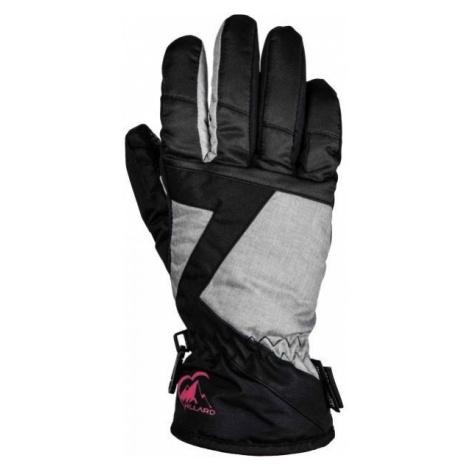 Graue sporthandschuhe für damen