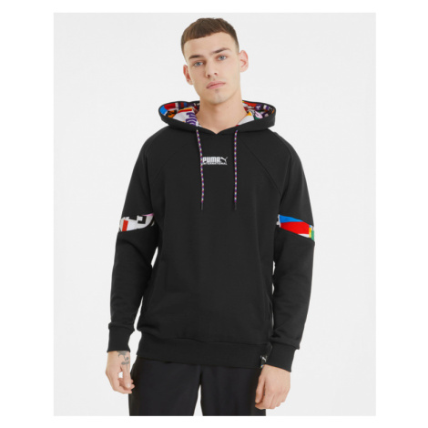 Puma International Sweatshirt Schwarz
