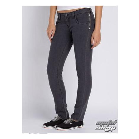 Damen Hose VANS - Skinny Ankle Denim - Charcoal - VNZSAE9