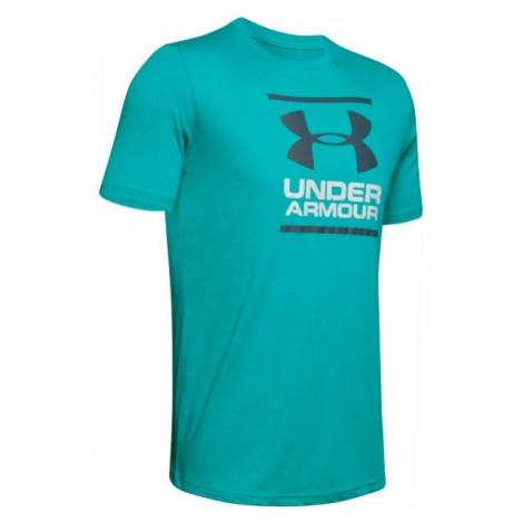 Under Armour GL FOUNDATION SS T grün - Herren T- Shirt