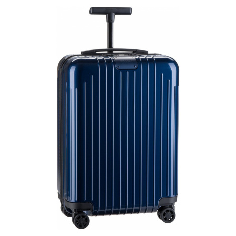 Rimowa Trolley + Koffer Essential Lite Cabin S Blue Gloss (31 Liter)