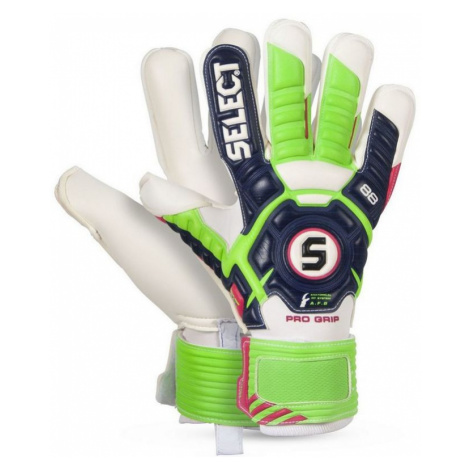 Torwart Handschuhe Select Torhüter handschuhe 88 Pro Grip blau green