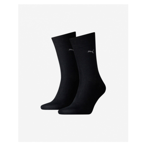 Puma Socken 2 Paar Schwarz