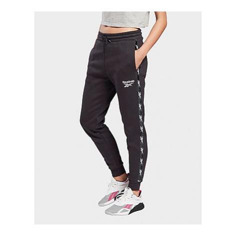 Reebok tape joggers - Black - Damen, Black