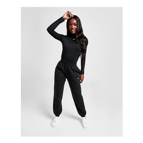 Nike Swoosh Fleece Jogginghose Damen - Black - Damen, Black