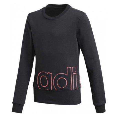 adidas YG LOGO CREW - Sweatshirt für Mädchen
