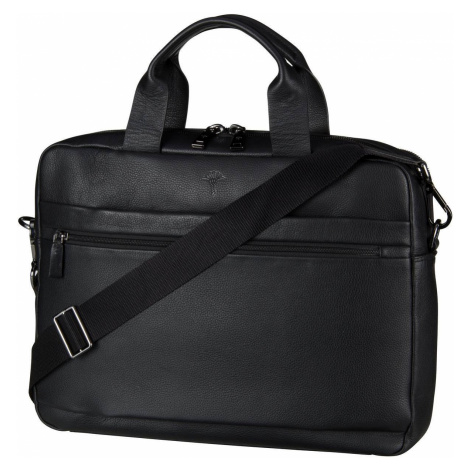 Joop Aktentasche Cardona Pandion BriefBag MHZ Black (12.4 Liter)
