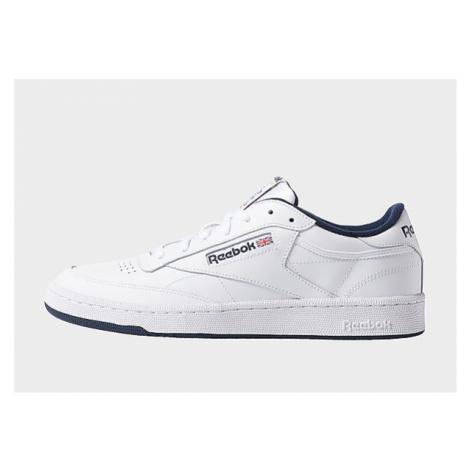 Reebok club c 85 shoes - Intense White / Navy - Damen, Intense White / Navy