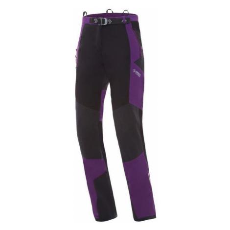 Hosen Direct Alpine Cascade Lady schwarz/violett