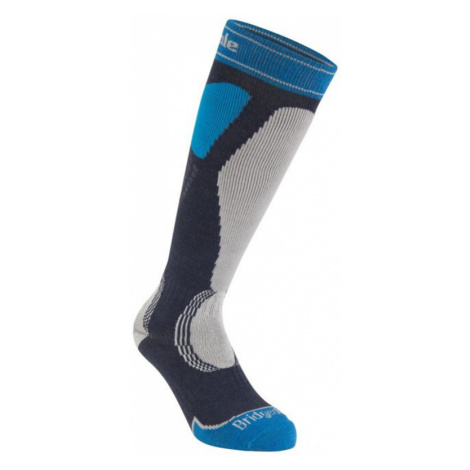 Socken Bridgedale Ski Easy On Dark denim/139