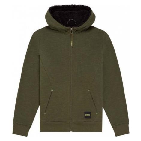 O'Neill LB RIDGE SHERPA SUPERFLEECE dunkelgrün - Jungen Sweatshirt