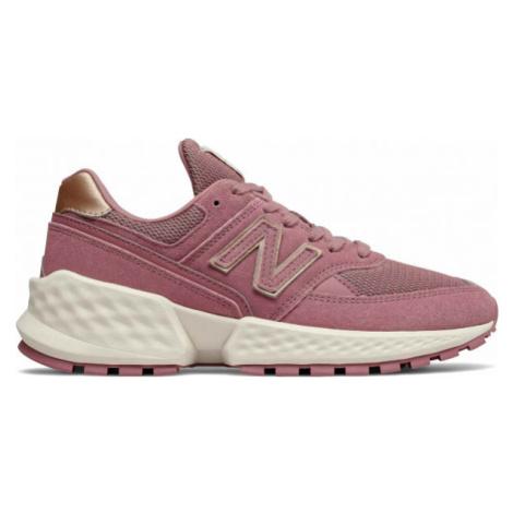 New Balance WS574ATG rosa - Damen Sneaker