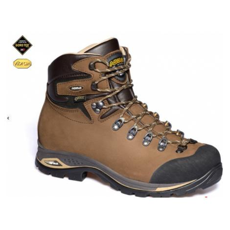 Schuhe ASOLO Fandango DUO GV A519 Brown, Ladies