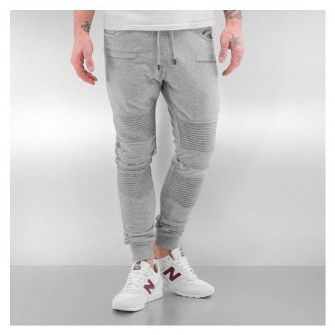 2Y Zip Sweatpants Grey
