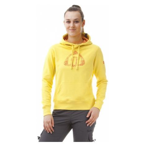 Sportsweatshirts über Kopf für Damen Nordblanc