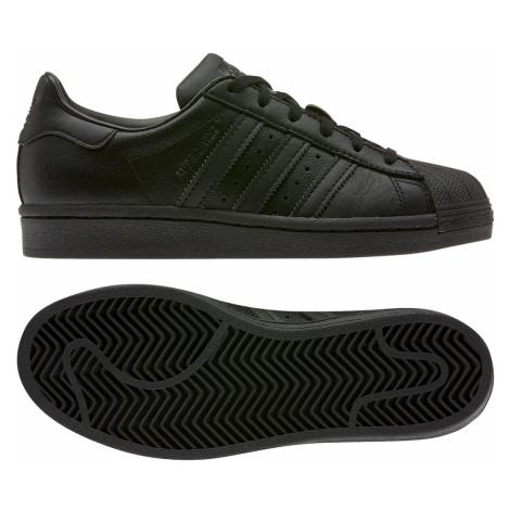 Adidas Originals Sneaker Damen SUPERSTAR J EF5398 Schwarz Weiss