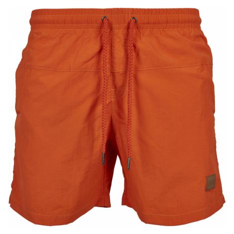 Urban Classics Herren Block Swim Shorts