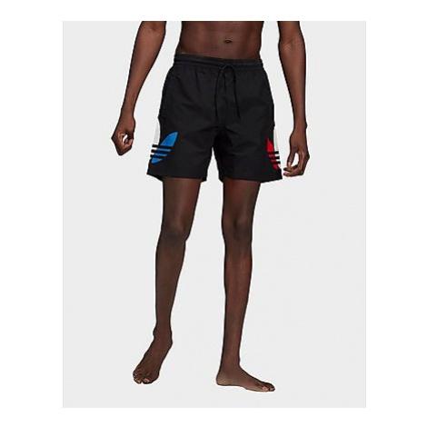 Adidas Originals Adicolor Badeshorts - Black - Herren, Black