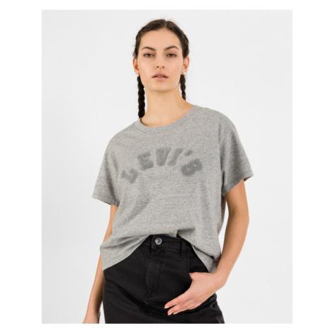 Levi's® Tonal Varsity Logo T-Shirt Grau Levi´s
