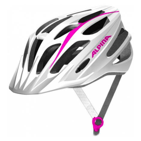 Alpina Sports TOUR 2.0 weiß - Fahrradhelm