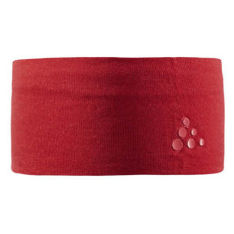 Stirnband CRAFT Power 1905532-452801 - red