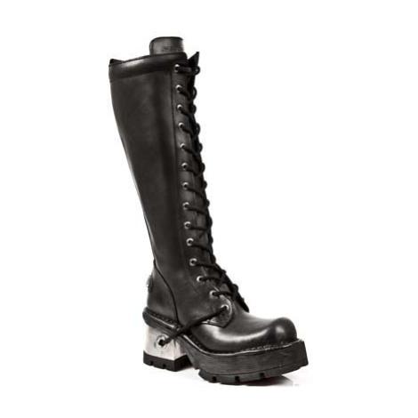 Lederschuhe Frauen - 14-eye Boots (236-S1) - NEW ROCK - M.236-S1 43