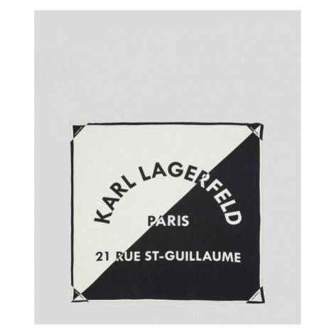 Rue St-Guillaume Tuch Karl Lagerfeld