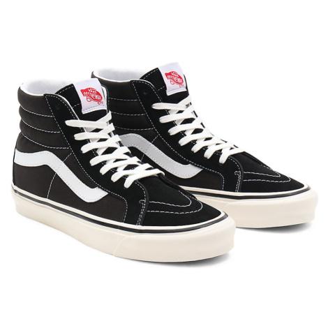 VANS Anaheim Factory Sk8-hi 38 Dx Schuhe ((anaheim Factory) Black) Damen Schwarz