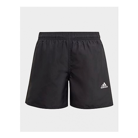 Adidas Classic Badge of Sport Badeshorts - Black, Black