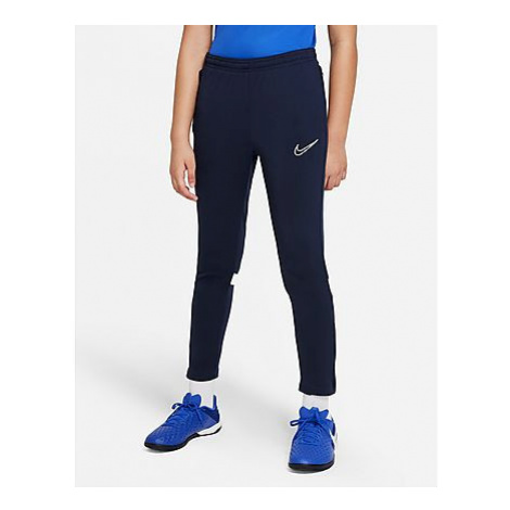 Nike Dri-FIT Academy Fußballhose aus Strickmaterial Kinder - Obsidian/White/White/White - Kinder