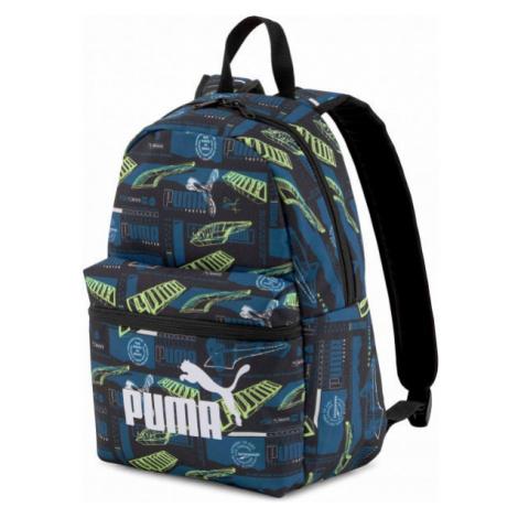 Puma PHASE SMALL BACKPACK blau - Stadtrucksack