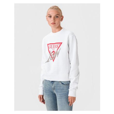 Guess Icon Sweatshirt Weiß