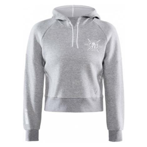 Sweatshirt CRAFT SPARTAN Hoodie 1909119-950000 grey