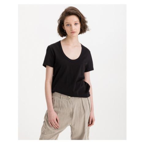 Replay T-Shirt Schwarz