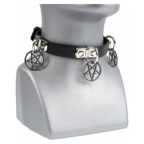 Halsband Halskette Pentagramm - LSF9 03