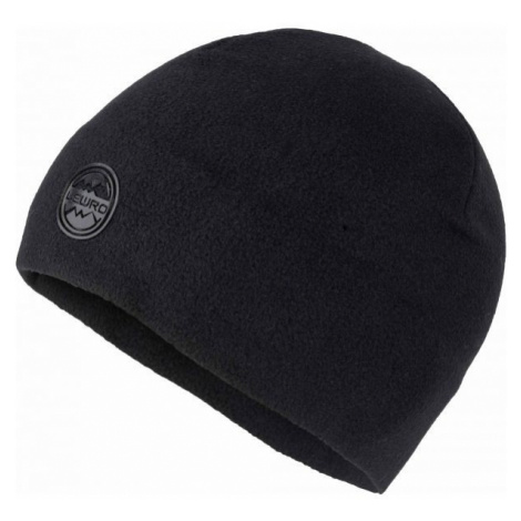 Lewro FATOSH schwarz - Mütze aus Fleece für Kinder