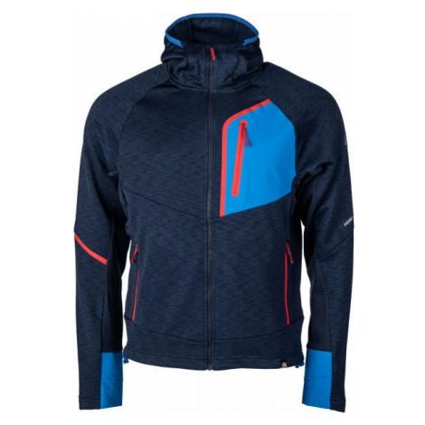 Northfinder JOKY blau - Herren Sweatshirt