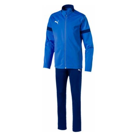 Puma ftblPLAY Tracksuit Jr blau - Trainingsanzug