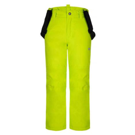 Loap FUXI grün - Kinder Skihose