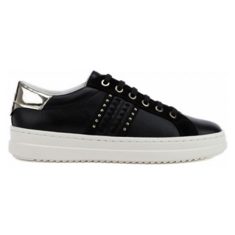 Geox D PONTOISE schwarz - Damen Sneaker