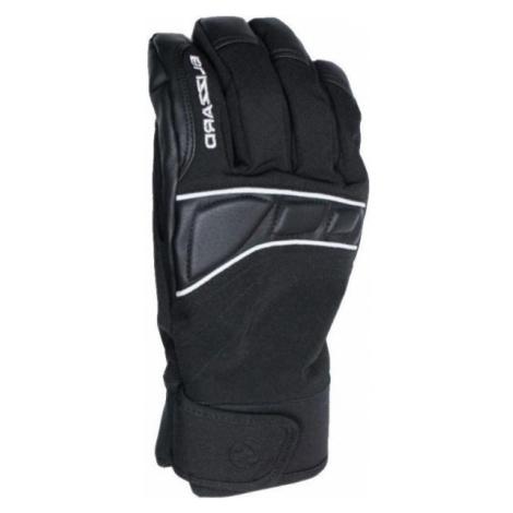 Schwarze handschuhe für jungen