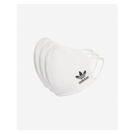 adidas Originals Face mask 3 pcs Weiß